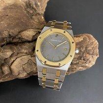 Audemars Piguet Royal Oak Acero y oro 33mm Gris
