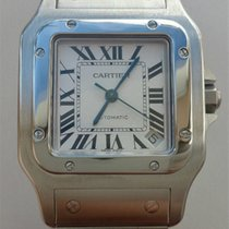 Cartier Acero 32mm Automático 2823 usados