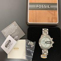 Fossil Stahl 50mm Quarz Ch-2566 /250901 gebraucht Deutschland, Münsingen