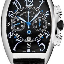 Franck Muller Mariner Steel 43mm Black United States of America, New York, Brooklyn