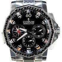 Corum Stahl 44mm Automatik 98669111 gebraucht
