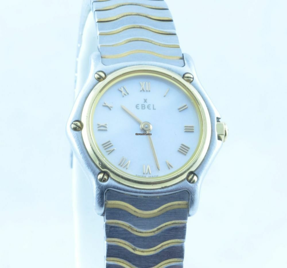 Ebel Classic 1984 pre-owned