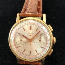 Longines Rose gold Manual winding 7414 pre-owned