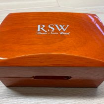 RSW Steel Automatic Silver No numerals 45mm new