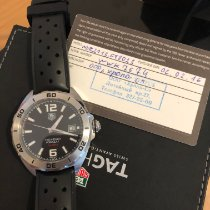 TAG Heuer WAZ2113.FT8023 Steel 2016 Formula 1 Calibre 5 41mm pre-owned