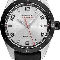 Montblanc 116058 Steel 2020 Timewalker 41mm new