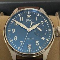 IWC Big Pilot Acél 46.2mm Kék Arab Magyarország, Sopron