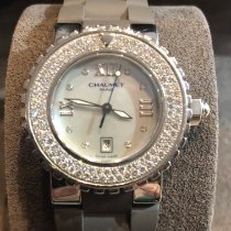 Chaumet Class One Steel 33mm Mother of pearl Roman numerals