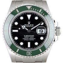 Rolex Submariner Date 126610LV Unworn Steel 41mm Automatic United Kingdom, London