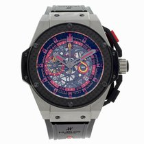 Hublot King Power Titanium 50mm Black United States of America, Arizona, SCOTTSDALE