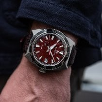 Seiko Grand Seiko Titane 44.5mm Rouge