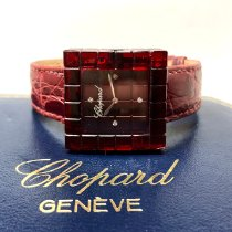 Chopard Ice Cube Plastic Bordeaux United States of America, New York, New York