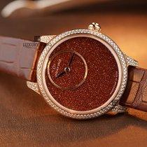 Jaquet-Droz J005003271 Красное золото Petite Heure Minute 35mm новые