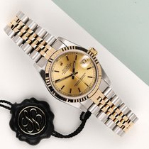 Rolex Lady-Datejust Acero y oro 31mm Oro
