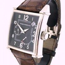 Girard Perregaux Vintage 1945 Witgoud 32mm Zwart Arabisch Nederland, Rosmalen