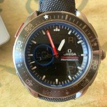 Omega Titane Quartz Noir 45mm occasion Speedmaster Skywalker X-33