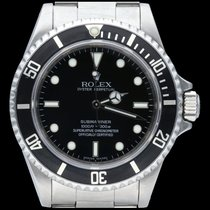 Rolex 14060 Acier 2009 Submariner (No Date) 40mm occasion
