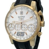 Eberhard & Co. Red gold Automatic White No numerals 44mm new Chrono 4