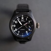 IWC Big Pilot Top Gun Keramik 46mm Sverige