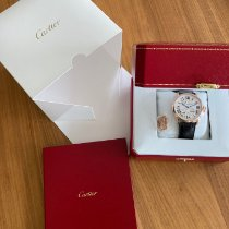 Cartier Rotonde de Cartier Or rose Argent France, morbier