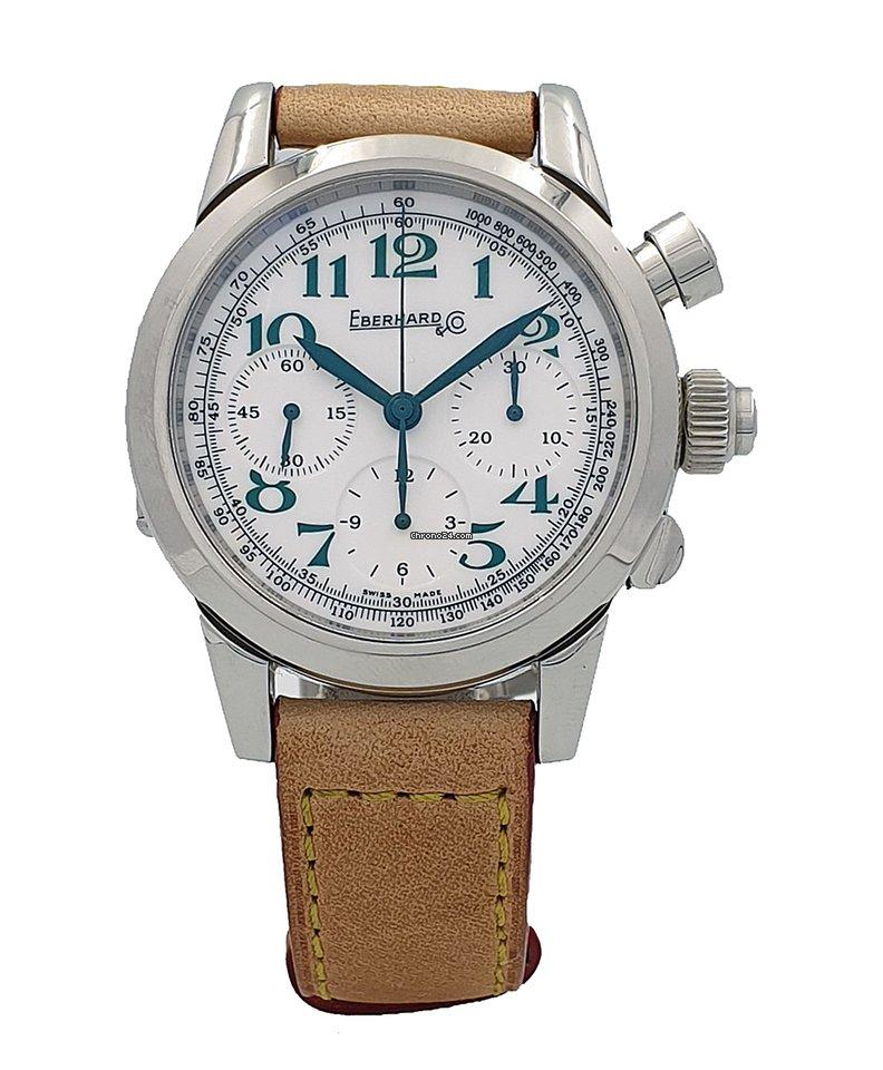 Eberhard & Co. Tazio Nuvolari 31045CPD new