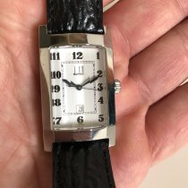 Alfred Dunhill Steel 24mm Quartz PXQF pre-owned