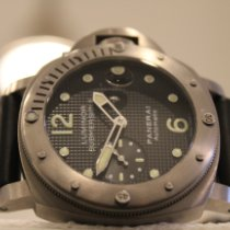 Panerai Titanium 44mm Automatic PAM 00025 pre-owned United States of America, New York, New York