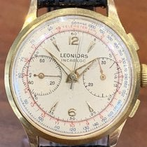 Leonidas Leonidas Gold/Steel 1965 35mm pre-owned
