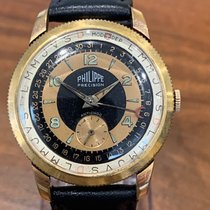 Phillipe Good Gold/Steel 37mm Manual winding