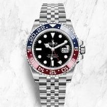 Rolex GMT-Master II Steel Black United Kingdom, Bath