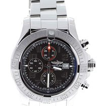 Breitling Super Avenger II A1337111/BC28 New Steel 48mm Automatic