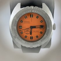 Doxa Steel 44mm Automatic SUB 300T pre-owned United States of America, California, Woodland Hills