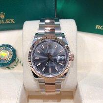 Rolex Złoto/Stal 36mm Automatyczny M126231-0014 nowość