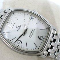 Omega De Ville Prestige Steel 31mm White Arabic numerals