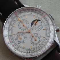 Breitling Navitimer 1461 Steel 41mm White