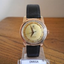 Omega Seamaster Good Gold/Steel 35mm Automatic