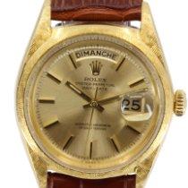 Rolex Day-Date Or jaune 36mm Or Sans chiffres France, Bordeaux