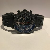 Breitling Navitimer Cosmonaute Steel 43mmmm Black Arabic numerals