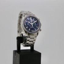 Omega Titanium Automatic Blue No numerals 44.2mm new Speedmaster Professional Moonwatch