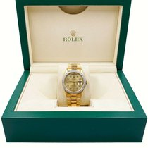 Rolex Day-Date 36 Yellow gold 36mm Champagne United States of America, California, San Diego