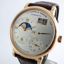 朗格 Grand Lange 1 玫瑰金 41mm 銀色
