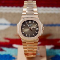 Patek Philippe new Automatic 40mm Rose gold Sapphire crystal