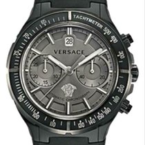 Versace Steel 45mm Automatic 26CCS7D455 S009 new United States of America, New York, New York