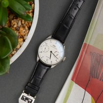 IWC Platinum Automatic 42mm pre-owned Portuguese Automatic