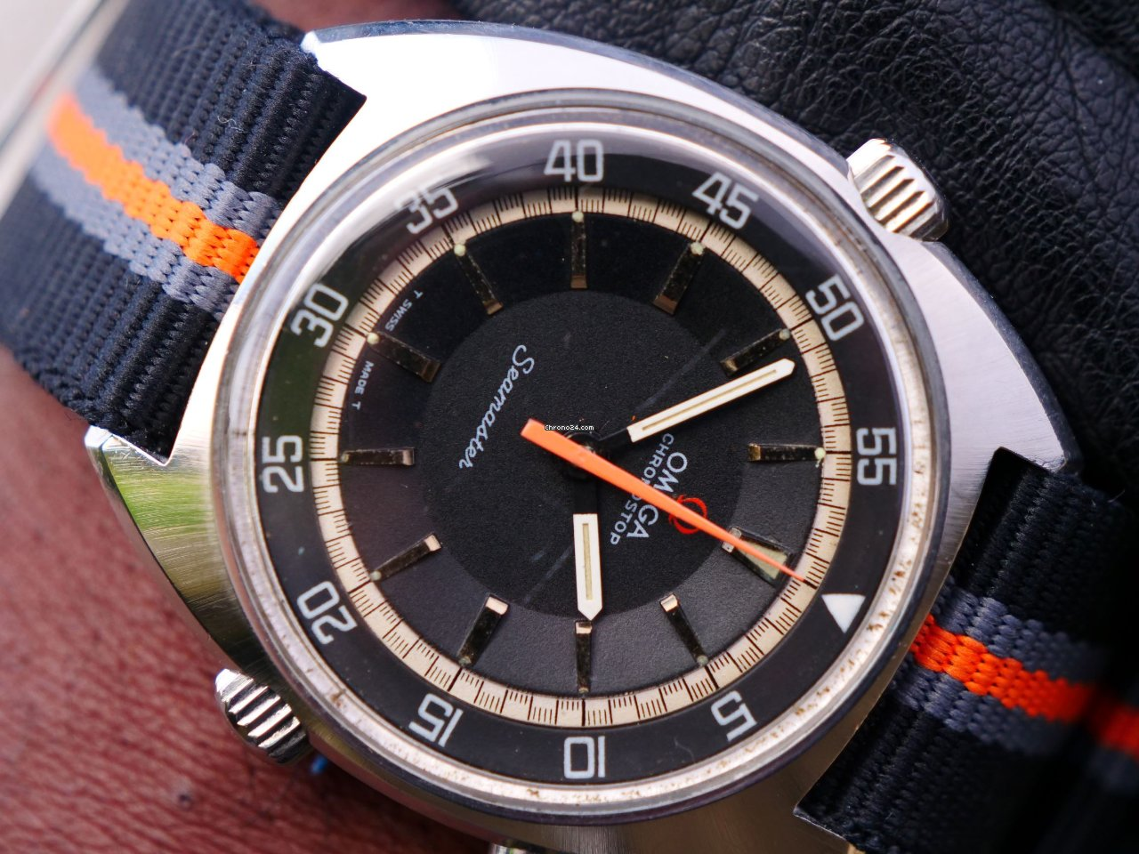 Omega Seamaster Diver 300 M 145.008 1969 pre-owned