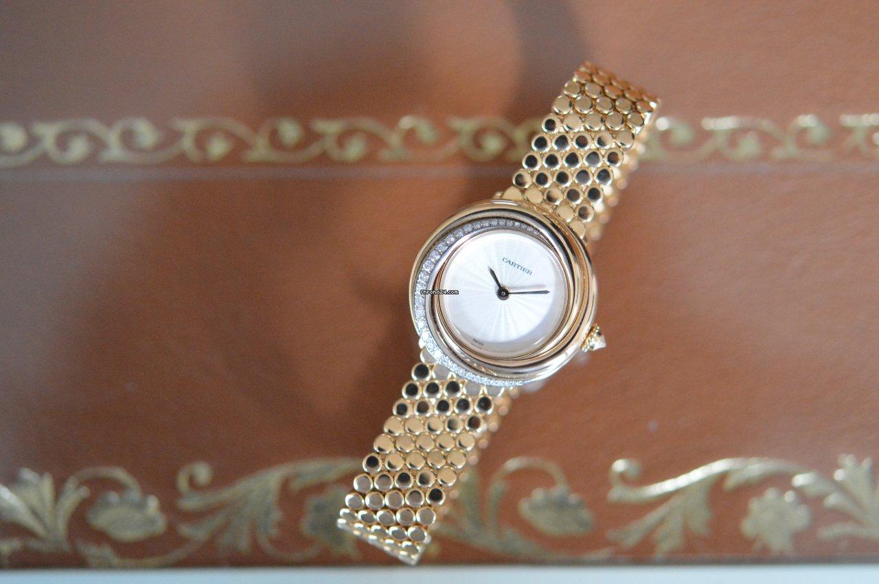 Cartier Trinity WG2001S8 2000 new