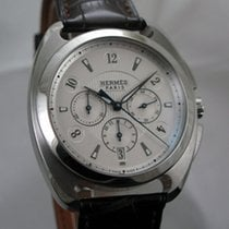 Hermès Acier 42mm Remontage automatique DR5.910 occasion France, Paris