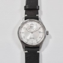 IWC Pilot Mark Steel 38mm Silver United States of America, Illinois, Chicago