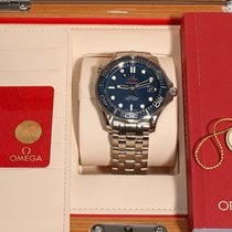 Omega Seamaster Diver 300 M Steel 41mm Blue No numerals United States of America, Florida, Fort Lauderdale