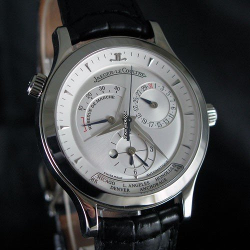 Jaeger-LeCoultre Master Geographic 142.8.92 2005 pre-owned